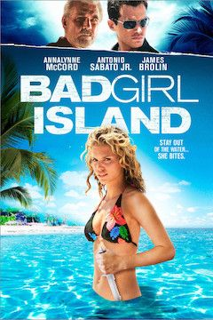 Bad Girl Island movie poster.