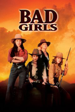 Bad Girls movie poster.