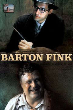 Barton Fink movie poster.