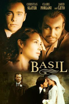 Basil movie poster.
