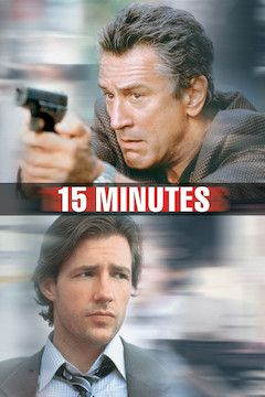 Poster for the movie 15 Minutes