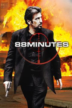 88 Minutes movie poster.