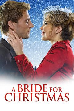 A Bride for Christmas movie poster.