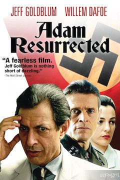 Adam Resurrected movie poster.