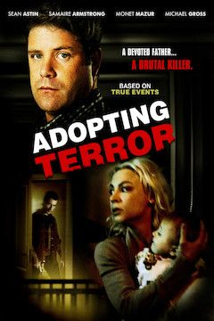 Adopting Terror movie poster.