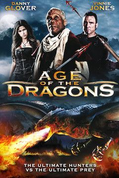 Age of the Dragons movie poster.