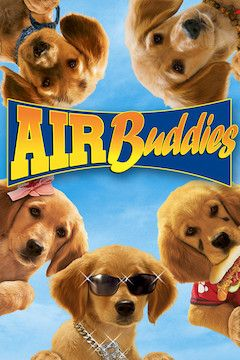Poster for the movie Air Buddies