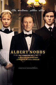 Poster for the movie Albert Nobbs