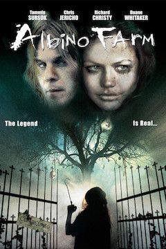 Albino Farm movie poster.