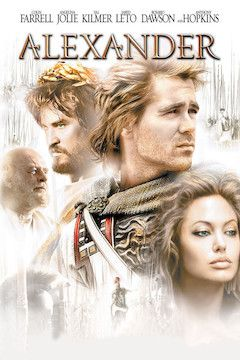 Poster for the movie Alexander