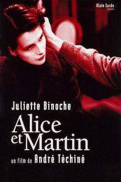 Alice et Martin movie poster.