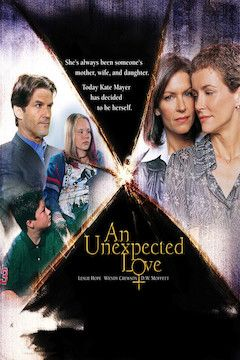 An Unexpected Love movie poster.