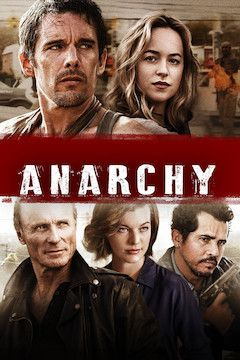Anarchy movie poster.