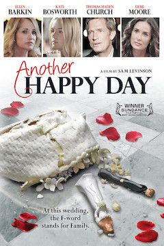 Another Happy Day movie poster.