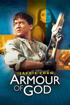 Armour of God movie poster.