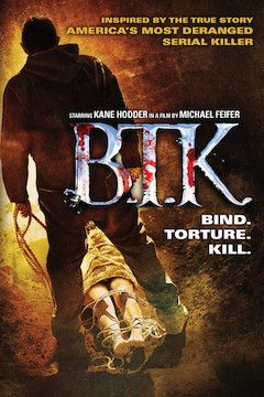 B.T.K. movie poster.