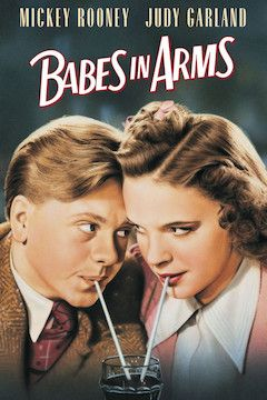 Babes in Arms movie poster.