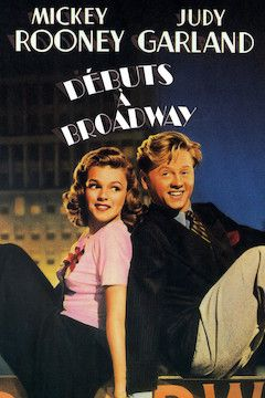 Babes on Broadway movie poster.