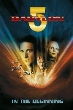 Babylon 5: In the Beginning movie poster.