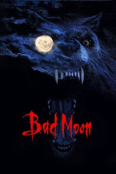 Bad Moon movie poster.