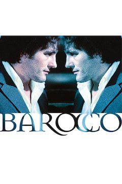 Barocco movie poster.