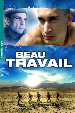 Beau Travail movie poster.