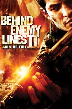 Poster for the movie Behind Enemy Lines II: Axis of Evil