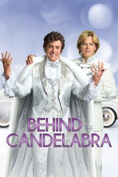 Poster for the movie Behind the Candelabra