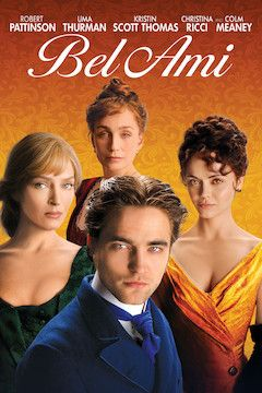 Bel Ami movie poster.