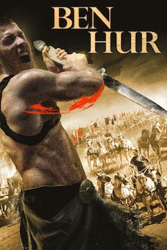 Poster for the movie Ben Hur