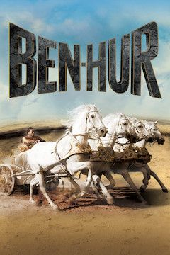 Ben-Hur movie poster.