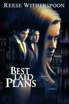 Best Laid Plans movie poster.