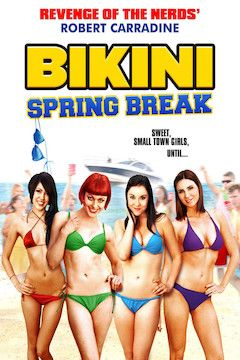 Bikini Spring Break movie poster.