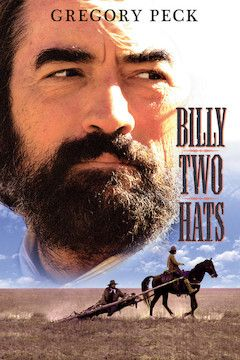 Billy Two Hats movie poster.
