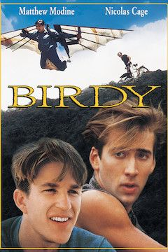 Birdy movie poster.