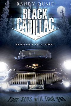 Black Cadillac movie poster.