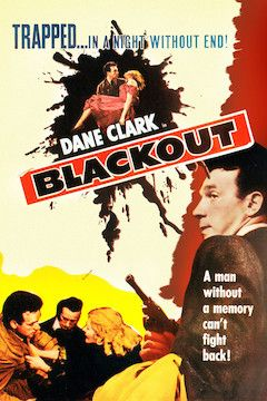 Blackout movie poster.