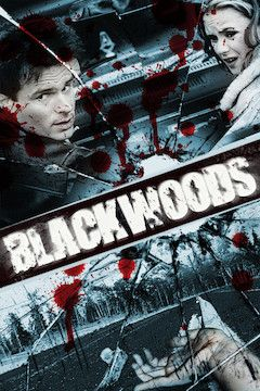 Blackwoods movie poster.