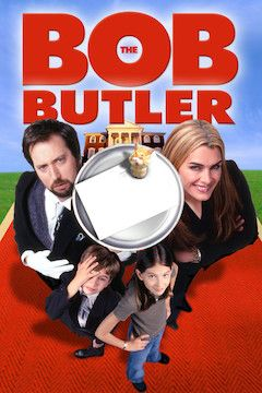Bob the Butler movie poster.