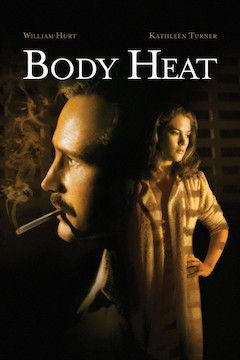 Body Heat movie poster.