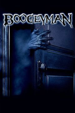 Boogeyman movie poster.