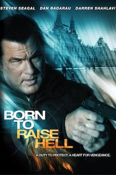 Born to Raise Hell movie poster.