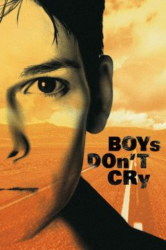 Boys Don't Cry movie poster.
