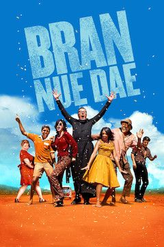 Bran Nue Dae movie poster.