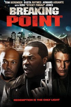 Breaking Point movie poster.