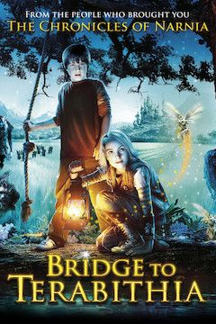 Bridge to Terabithia movie poster.