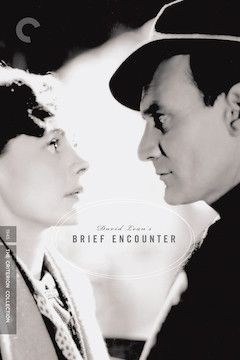 Brief Encounter movie poster.