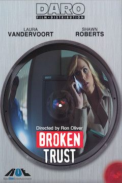 Broken Trust movie poster.