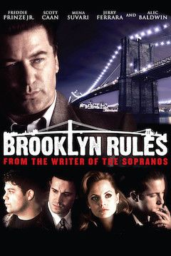 Brooklyn Rules movie poster.