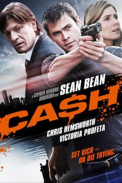 Ca$h movie poster.